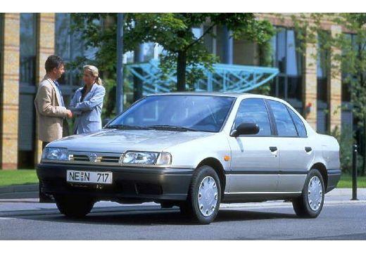 1995 Nissan Primera: www.picautos.com