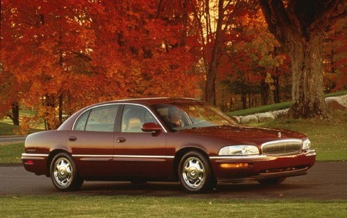 1997 Buick Park Avenue: buysellsearch.com