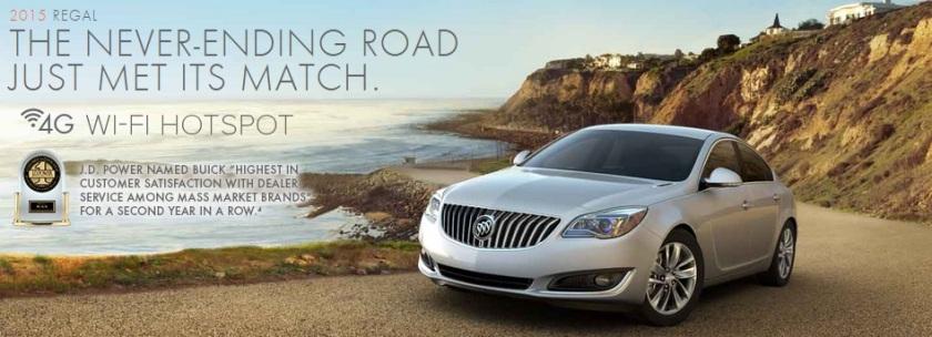 2015 Buick Regal: GM USA
