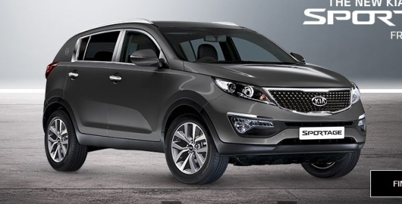 After five brief years, the current Sportage is leaving us: Kia UK