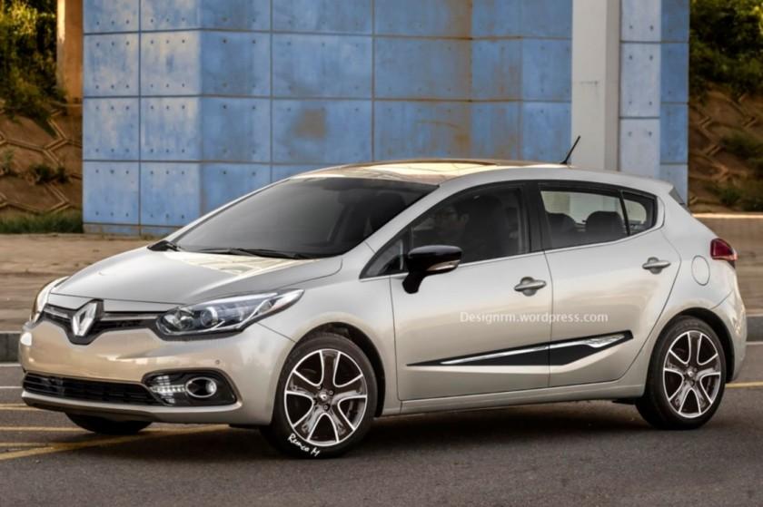 2016 Renault Clio, not: www.larevueautomobile.com
