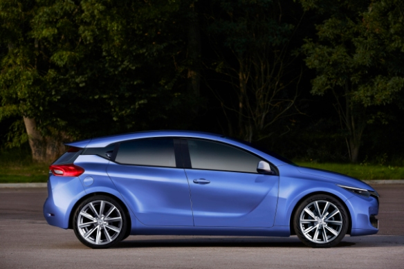 Not the new Renault Clio: rocksoncars.com
