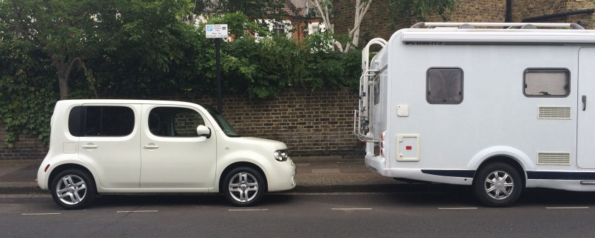 Cube & Van