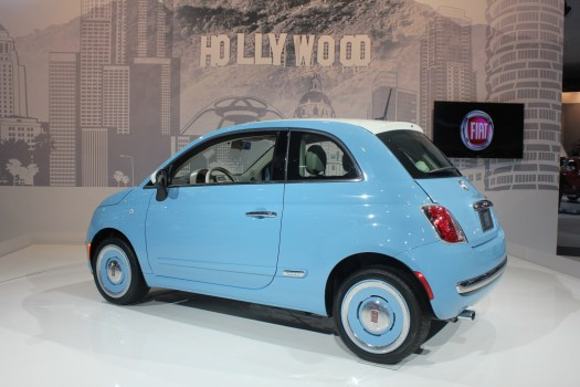 Fiat brings back the hubcap.
