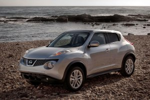 The Juke. Quirky, but popular.