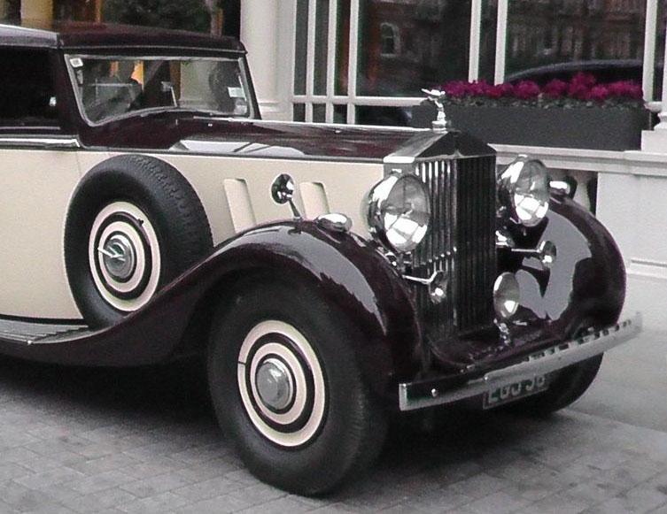 Rolls Royce Wraith C
