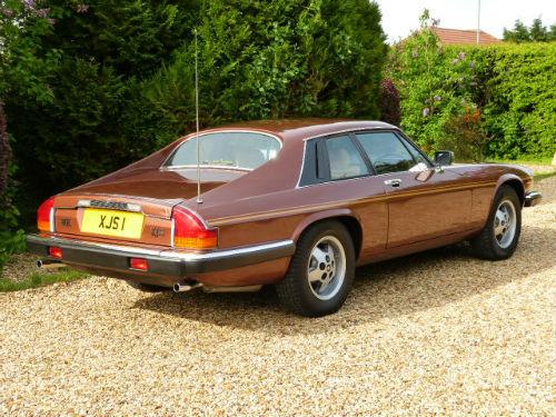 1981 XJ-S HE. Image: Newoldcar