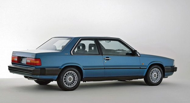 Bertone did this, the 1987 Volvo 780 ES. I have seen three in my life: motortrend.com