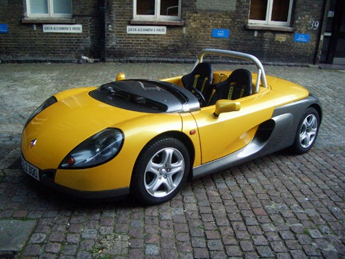 1996 Renault Spider: selling.buycarnow.org
