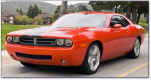 2006 Dodge Challenger concept car: allpar.com