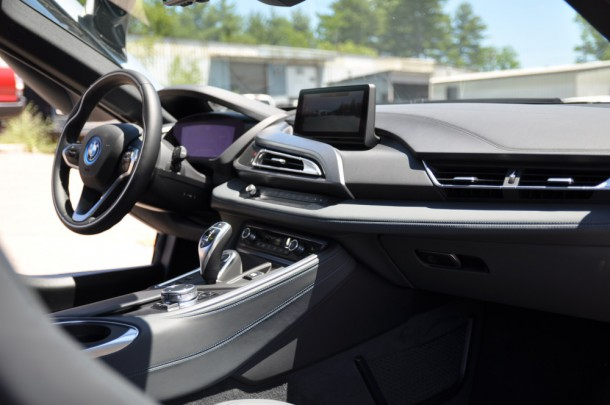 2015 BMW i8 interior: TTAC.com