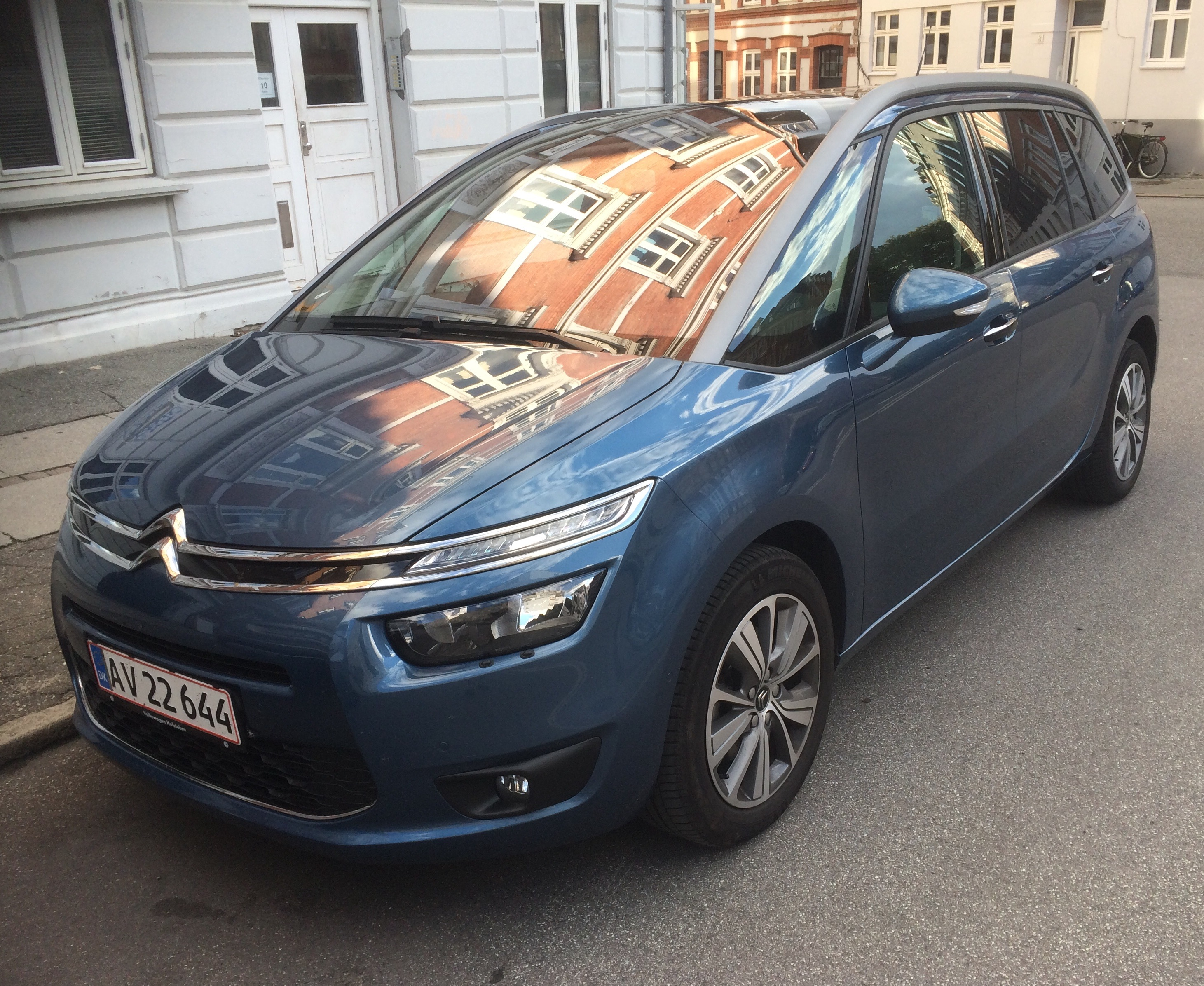 2015 citroen c4 picasso review driven to write. Black Bedroom Furniture Sets. Home Design Ideas
