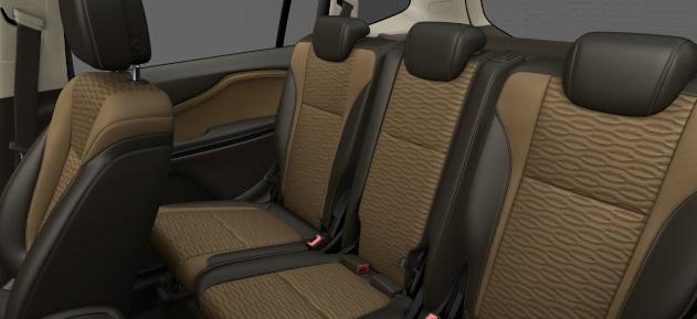 2015 Opel Zafira interior 2