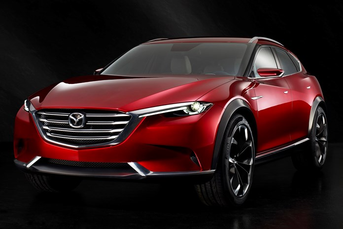 2016 Mazda Koeru unveilled at the IAA: Mazda Press UK