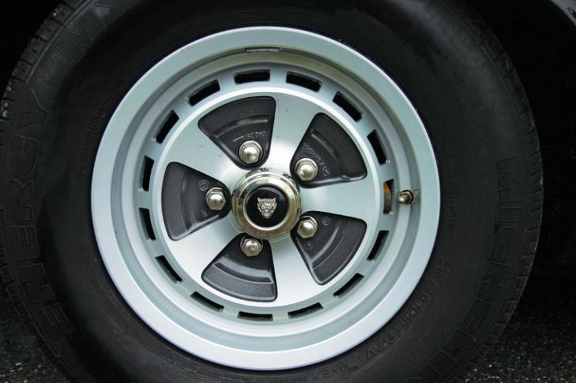 The GKN 'Kent' alloy wheel. Image via Hemmings