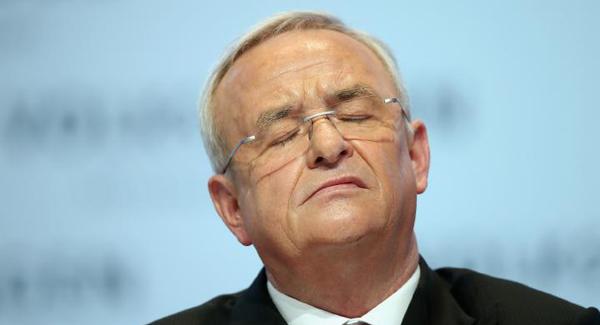 Martin Winterkorn - ex-VW CEO. Image via breakingnews.ie