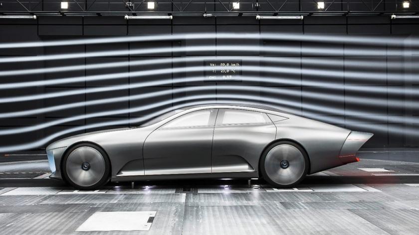 Mercedes Concept IAA. Image via gizmag