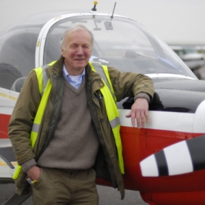 A keen pilot, Randle retains a keen interest in aviation. Image via pilotweb