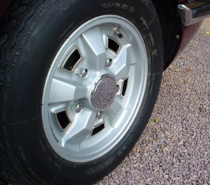 SM RR Wheel