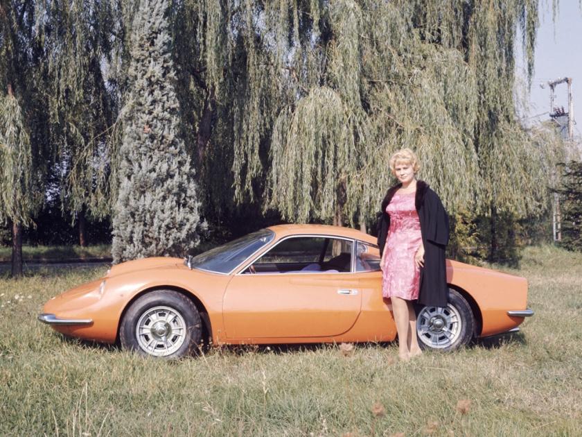 1968 Dino GT: magazine.ferrari.com