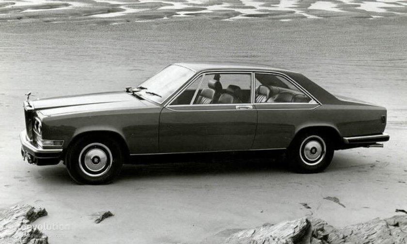 1975 Rolls-Royce Camargue: honestjohn.co.uk
