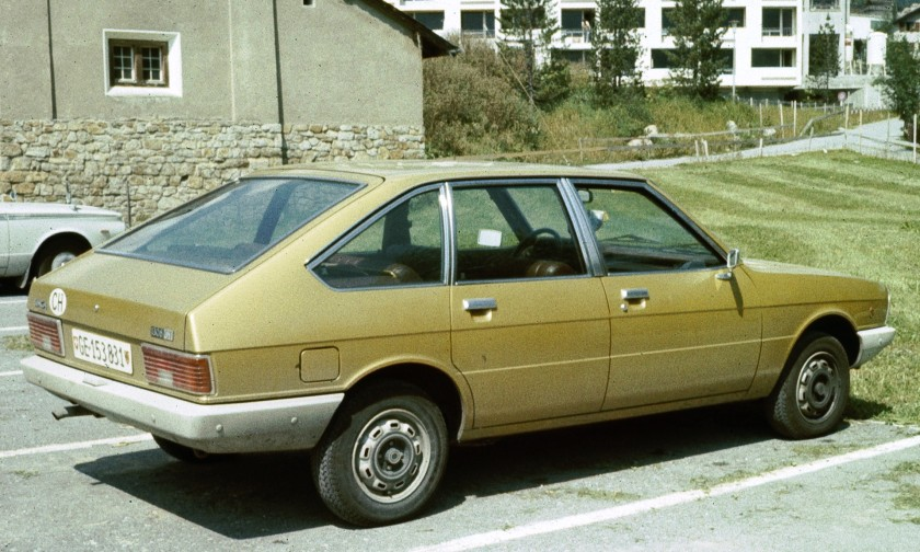 1978 Simca 1307 GLS: wikiwand.org