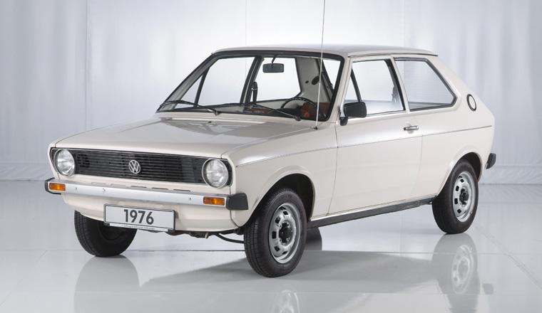 1976 VW Polo: automuseum.volkswagen.de