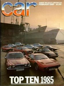 Car Magazine Feb 1985: x19gr.50webs.com