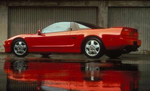 1991 Acura NSX (sold as a Honda in Europe): caranddriver.com