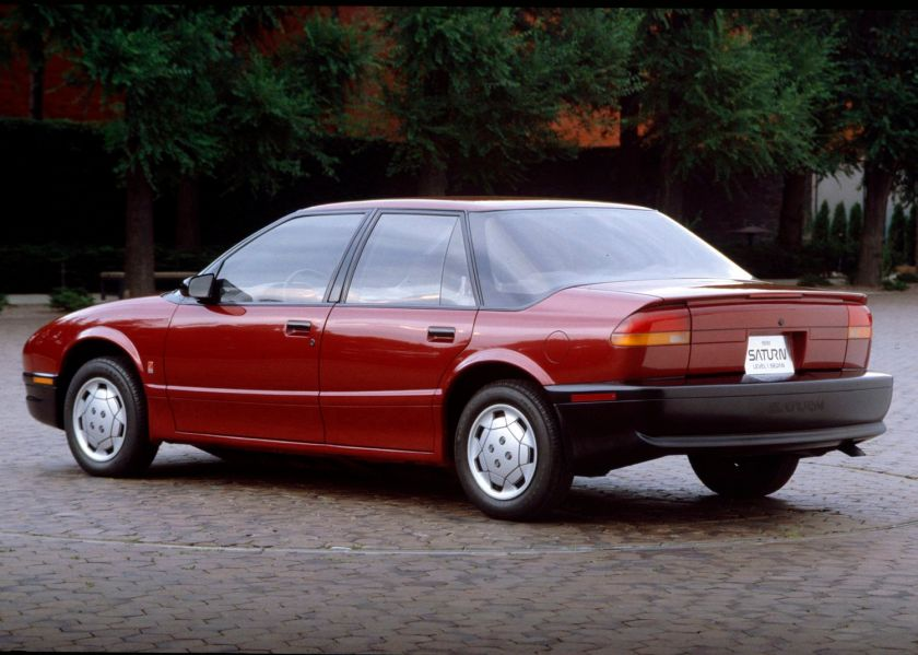 1991 Saturn SL: blog.hemmings.com