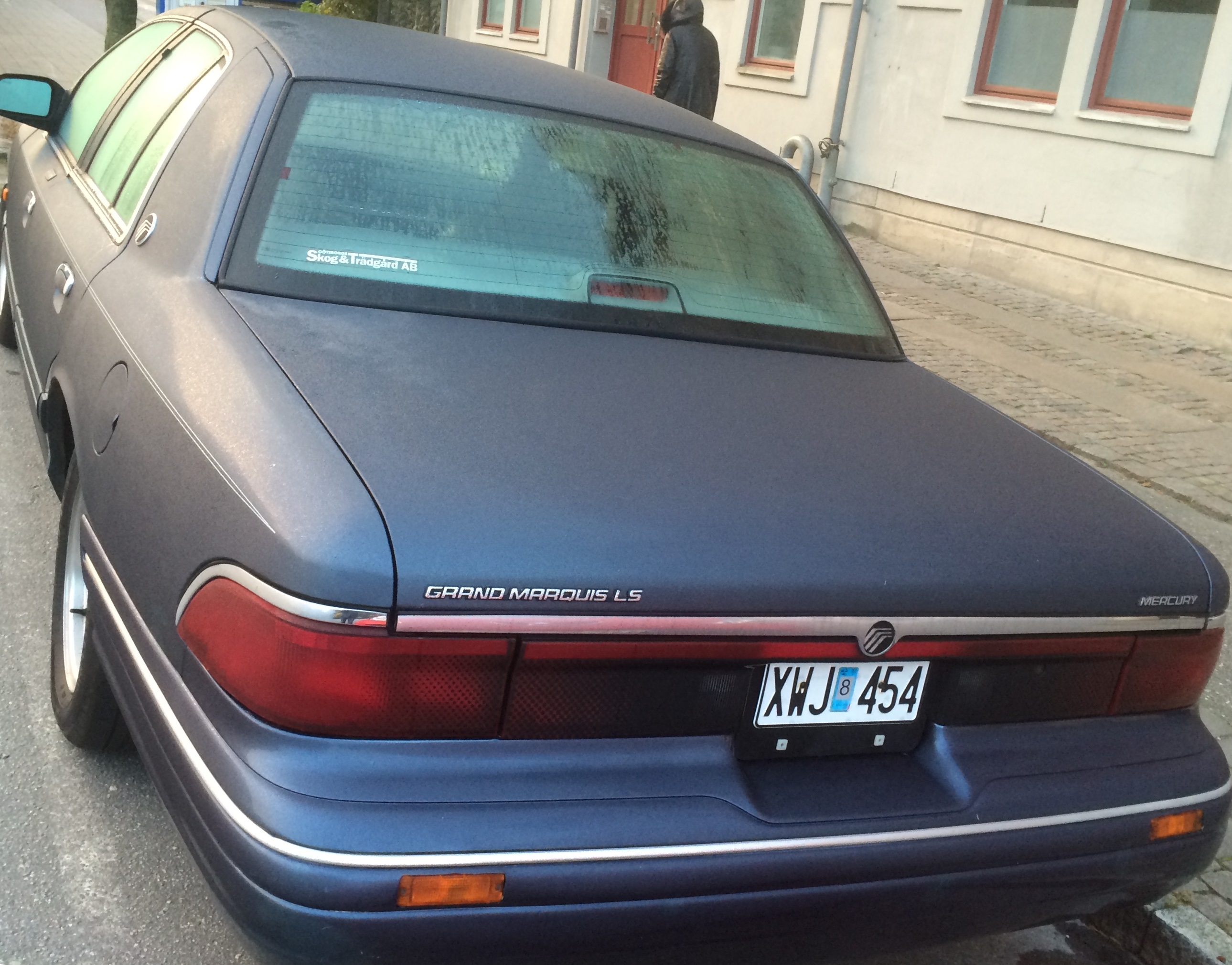 A photo series for sunday 1995 mercury grand marquis ls driven to 1995 mercury grand marquis ls much publicscrutiny