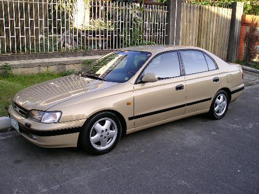 1993 Toyota Carina, a first for this website: www.cardomain.com