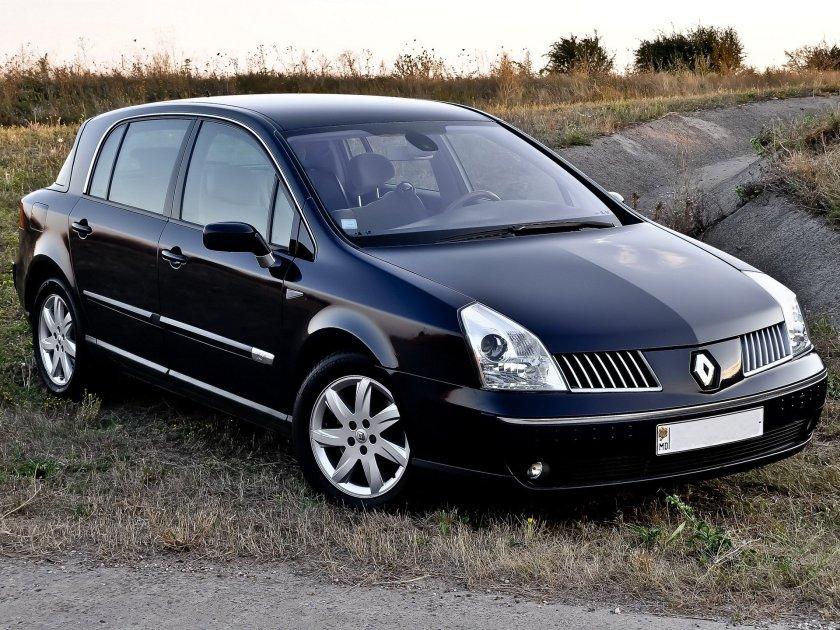 2001 Renault Vel Satis: www.motorstown.com