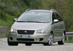 2005 Fiat Croma - another hit from Italdesign: Italiancars.net