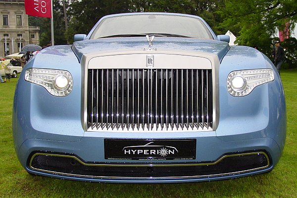 2008 Rolls Royce Hyperion: madle.org