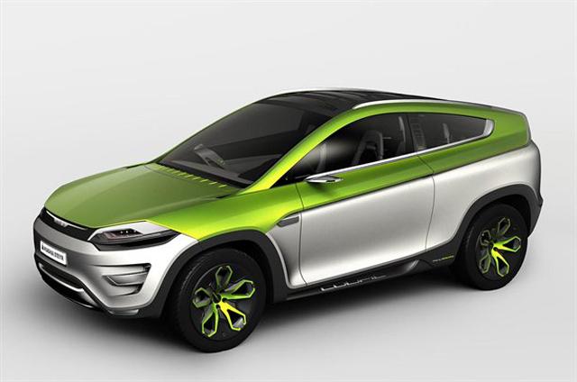 Magna´s 2012 show car -hurried? Caranddriver.com