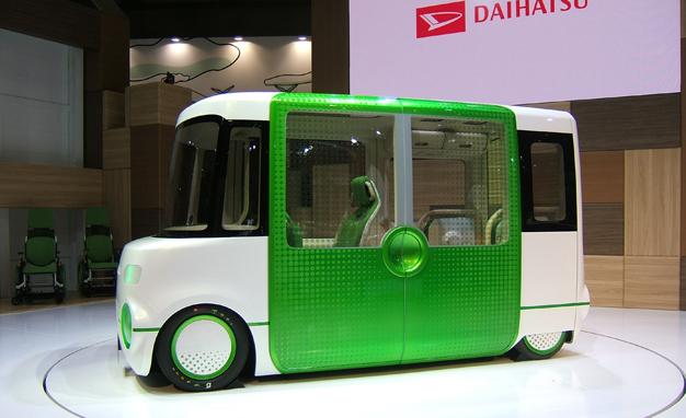 2015 Daihatsu Noriori: caranddriver.com