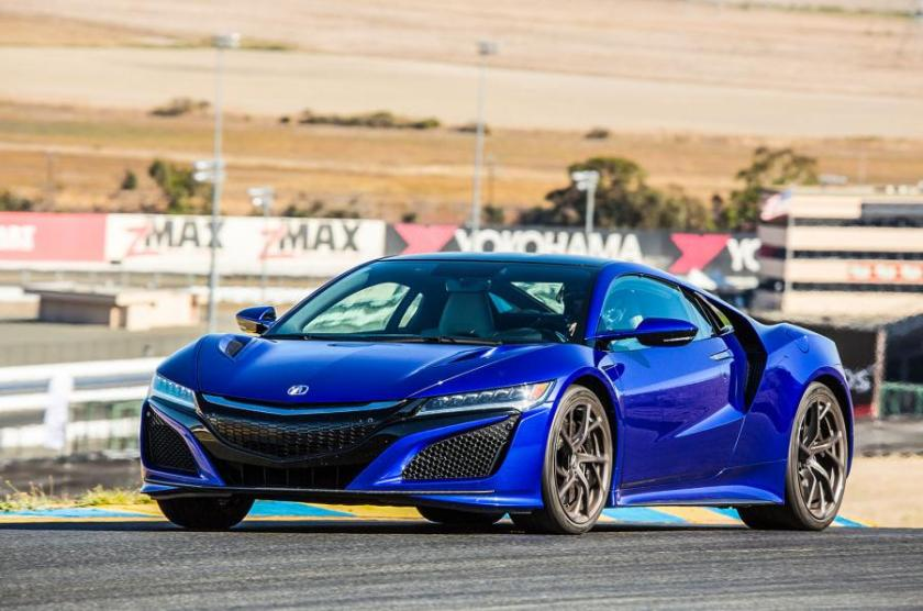 2015 Honda NSX: Autocar.co.uk