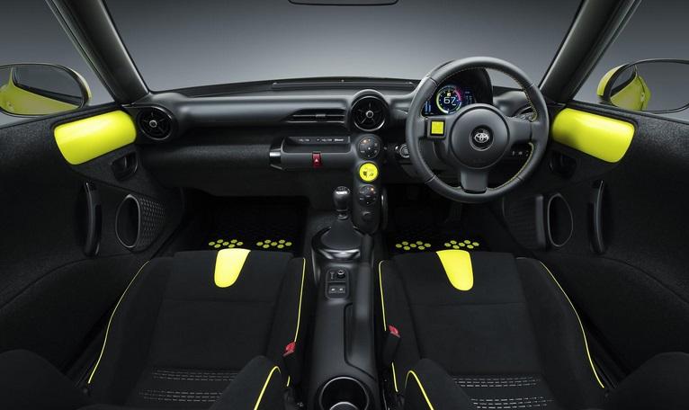 2015 Toyotao F-SR interior: jalopnik.com