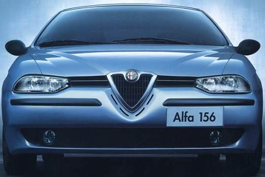 Alfa's Offset Number Plate (c) Autoevolution