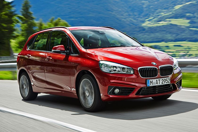 BMW 2 series Active Tourer, Photo (c) AutoBild