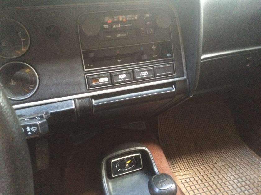 1979 Ford Capri ashtray.