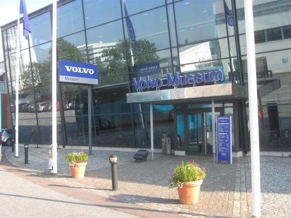 Volvo Musuem, Gothenburg, Sweden.