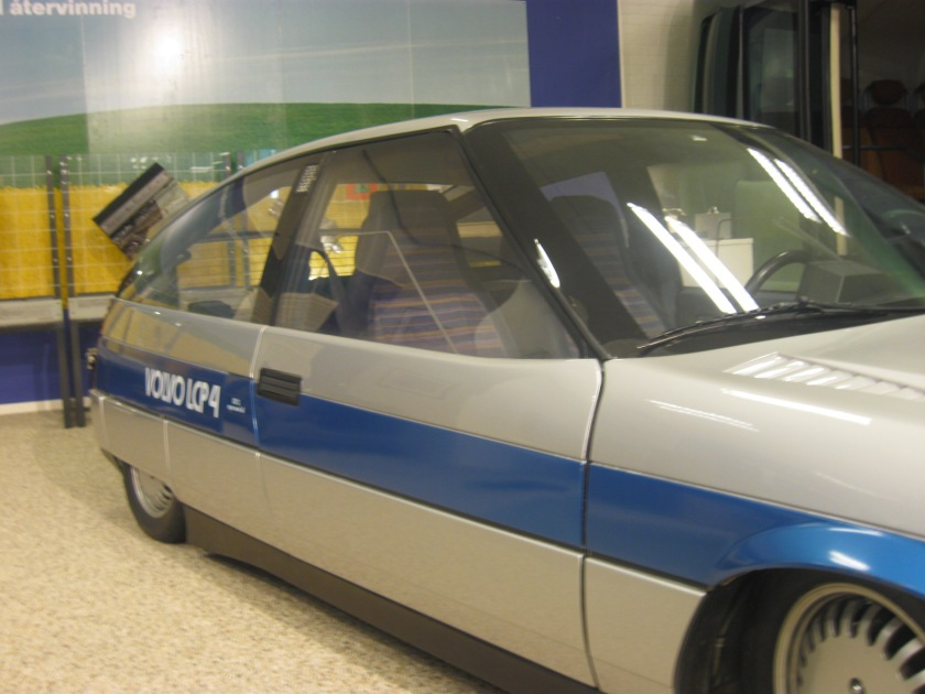 1983 Volvo LCP