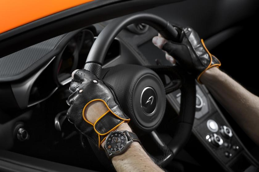 McLaren Driving Gloves