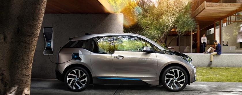 BMW i3, Photo (c) BMW