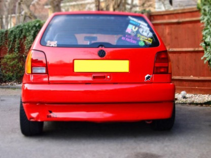 VW Polo - Odd Rear Lights