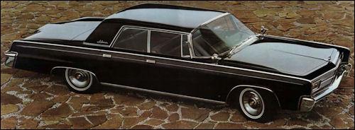 1965 Chrysler Imperial: classiccarcatalogue.com