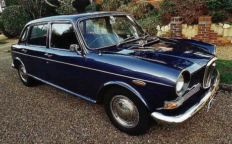 1972 Wolseley Six: telegraph.com