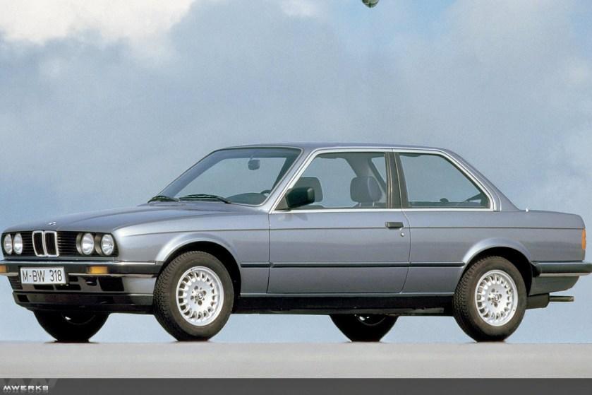 1989 BMW 320i: forums.vwvortex.com